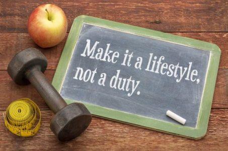 Jogod van életmódot váltani